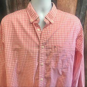 Tommy Hilfiger Mens Shirt Classic Fit  M